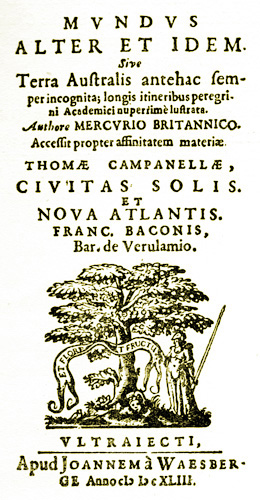Nova Atlantis